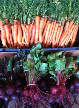 Beets & Carrots