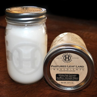 Pastured Pork Lard
