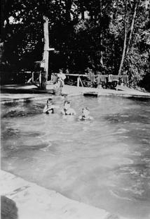 Bluffton swimming pool