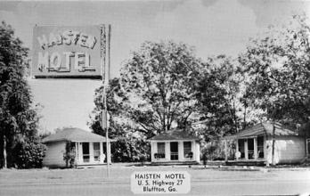 Haisten Motel